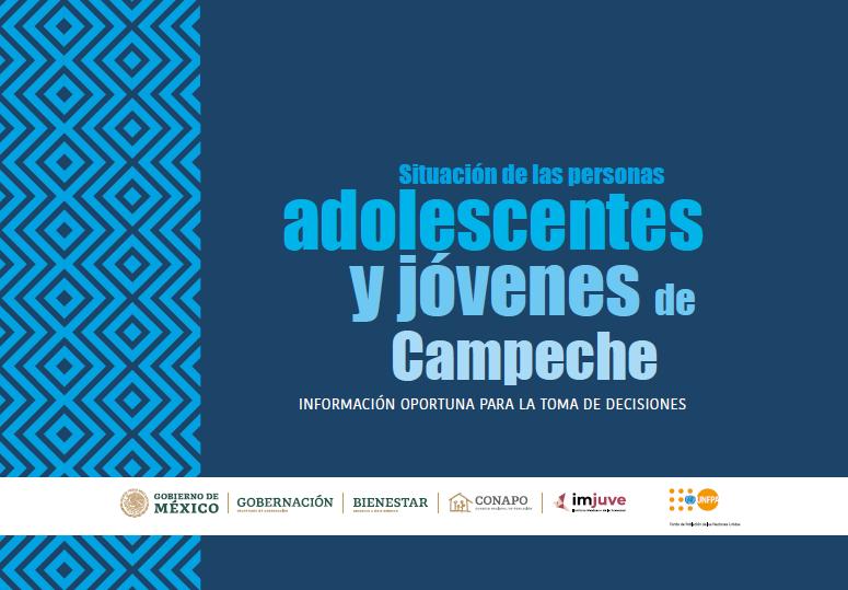 Situación de las personas adolescentes y jóvenes de Campeche
