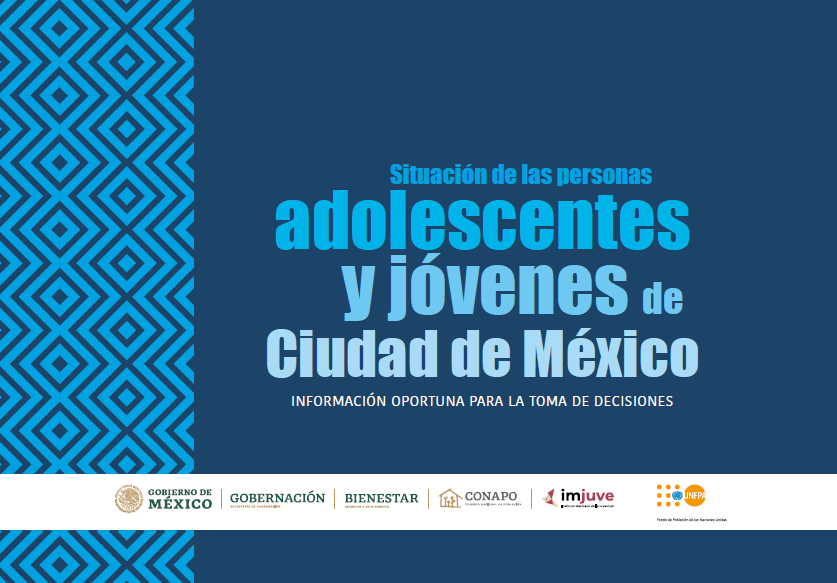 Situación de las personas adolescentes y jóvenes de la Ciudad de México