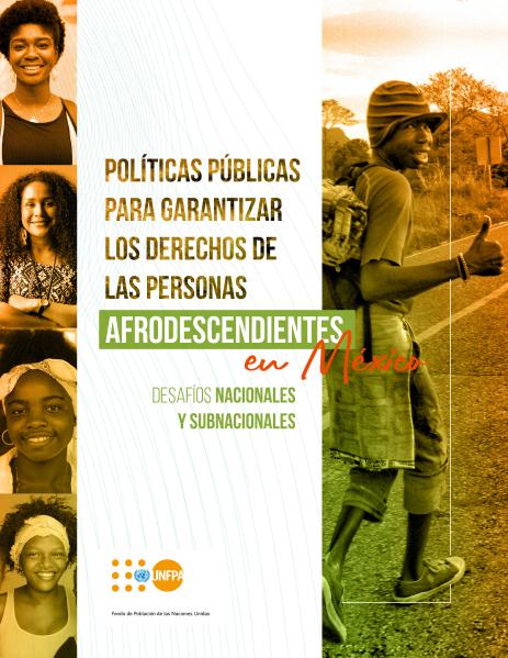 Políticas públicas para garantizar los derechos de las personas afrodescendientes en México