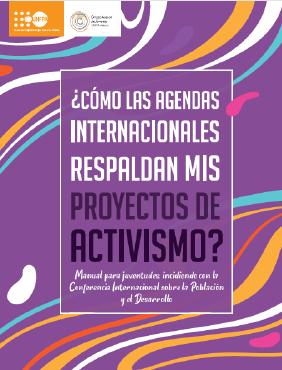 ¿Cómo las agendas internacionales respaldan mis proyectos de activismo?
