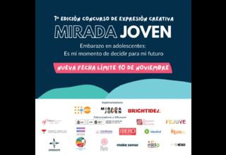 Extensión de convocatoria Concurso Mirada Joven 2021