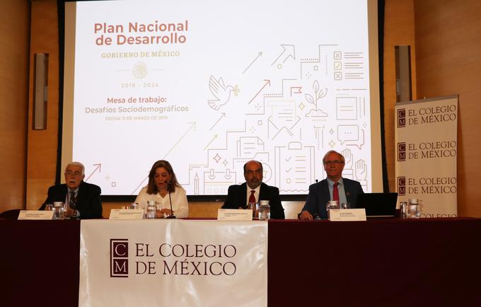Los Desafíos Sociodemográficos como parte integral del Plan Nacional de Desarrollo 2019-2024