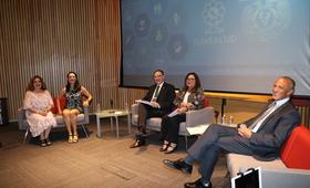 Reconocen el trabajo del UNFPA y Johnson & Johnson en materia de salud materna en México