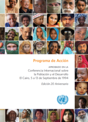 Programa de Acción de la Conferencia Internacional sobre la Población y el Desarrollo