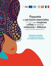 Paquete de Servicios Esenciales (PSE) para mujeres y niñas que enfrentan violencia en México